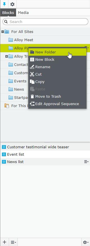 CMS UI refresh | Episerver Developer Community