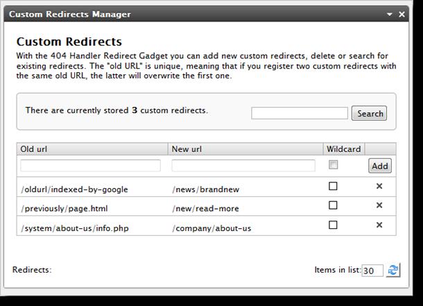 A Major Facelift for the 404 Module   Episerver Developer