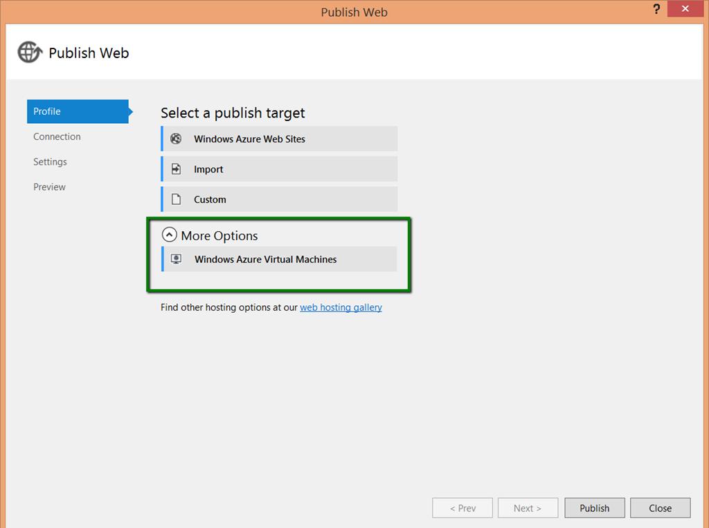 Using Windows Azure Blob Storage in a local EPiServer site